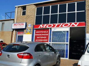 Motion Body Panels and Windscreens