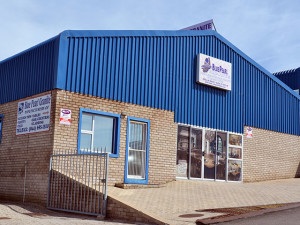 Blue Pearl Granite has moved to new premises in Mossel Bay