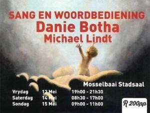 Mosselbaai Sang en Woordbediening 2016