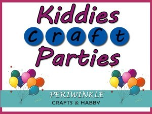 Kiddies Craft Parties in Great Brakriver