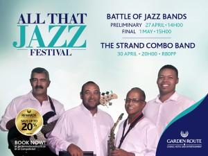 Garden Route Casino All That Jazz Festival