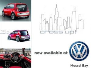 Cross Up! now available from Mossel Bay Volkswagen
