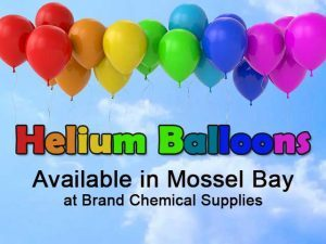 Helium Balloons in Mossel Bay
