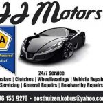 JJ Motors Mossel Bay