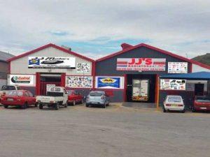 JJ Motors Mossel Bay