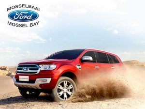 Explore the new Ford Everest from Mossel Bay Ford