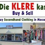 Secondhand Clothing Mossel Bay