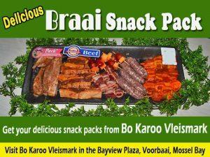 Braai Snack Packs from Butchery in Mossel Bay