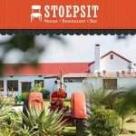 Restaurant near Mossel Bay and Vlees Bay