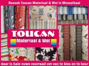 Nuwe Voorraad by Materiaal Winkel in Mosselbaai