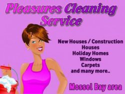 Cleaning Services in Mossel Bay Garden Route