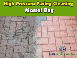 High Pressure Paving Cleaning in Mossel Bay