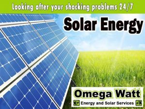 What is Solar Photo Voltaic and what can it do for me?