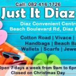 Gift Shop in Diaz Beach Mossel Bay