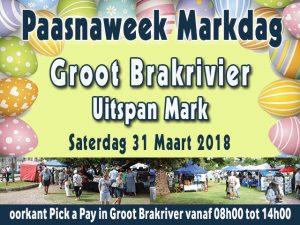 Paasnaweek Groot Brakrivier Mark