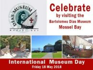 Celebrate International Museum Day 2018