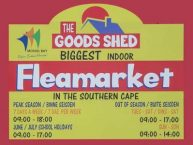Indoor Flea Market in Mossel Bay