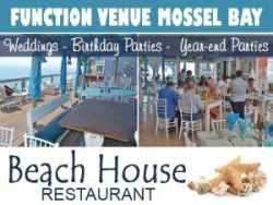 Restaurant Catering for Functions in Mossel Bay