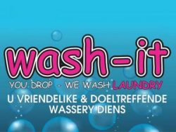 Drop and Go Laundromat in Dias Beach Mossel Bay