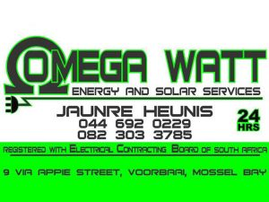 Mossel Bay Solar Services