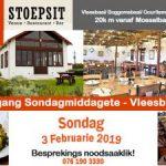 Kontrei-kos Sondagmiddagete Vleesbaai Mosselbaai