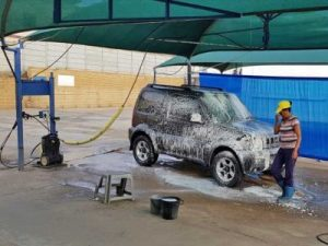 De Bakke Car Wash