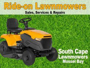 Ride-on Lawnmowers Mossel Bay