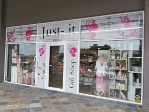 Gift Shop at Diaz Beach in Mossel Bay