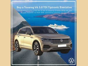 Touareg from Mossel Bay Volkswagen