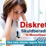 Diskrete Skuldberading in Mosselbaai