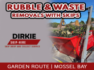 Garden Route Rubble and Waste Removals with Skips