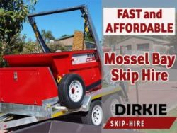 Fast and Affordable Mossel Bay Skip Hire