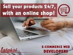 Sell Your Products Online 24/7